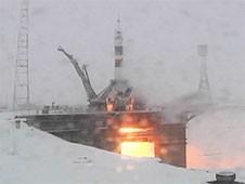 ISS, NASA, missione spaziale russa, Soyuz TMA-22