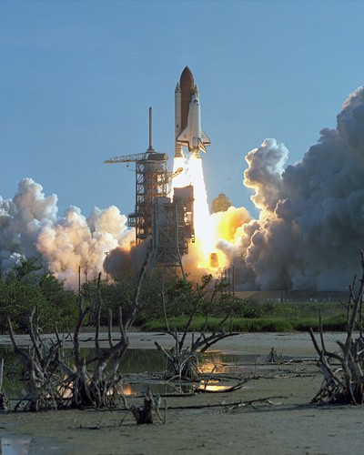 Esa, NASA, Missione Shuttle, sts 135,